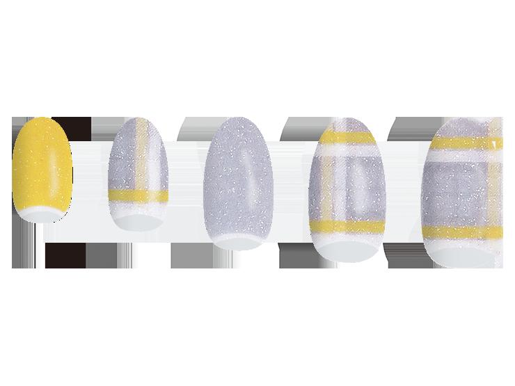 チップデザイン(ブランド_HARE,デザイン_Happy yellow)