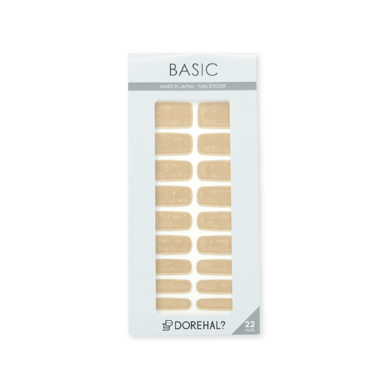 BASIC/ベージュ パッケージ
