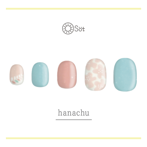 Osot/hanachu ネイルチップイメージ
