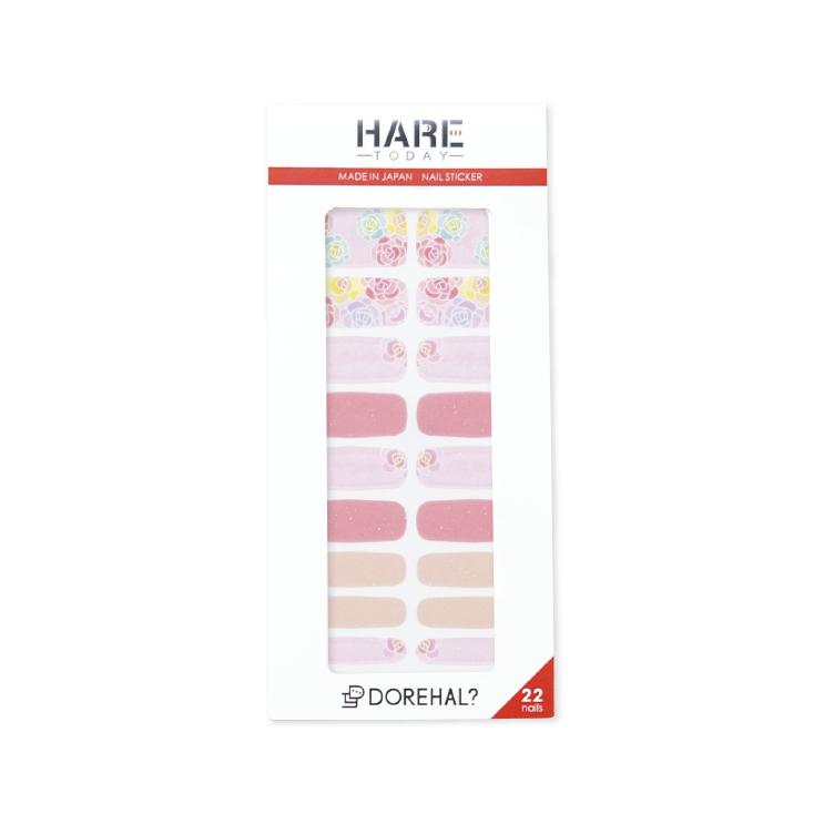 HARE/ローズ パッケージ