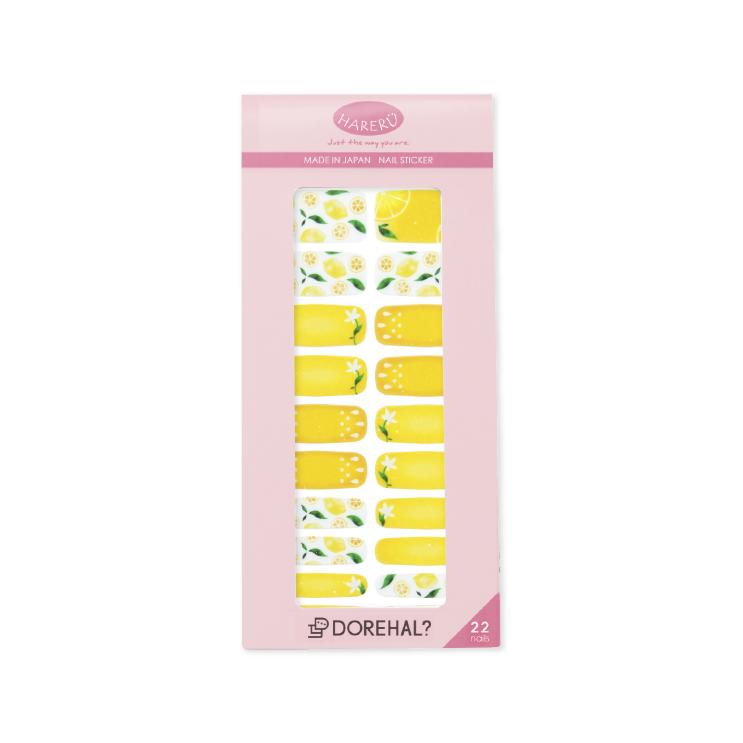 HARERU/檸檬 パッケージ