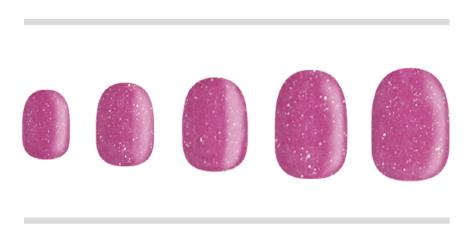 ピンクパープルチップイメージ