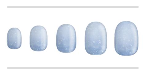 ブルー×ネイビー(BASIC×DOREHAL)gradation
