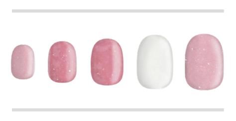 ストロベリーミルク(BASIC×DOREHAL)3colors