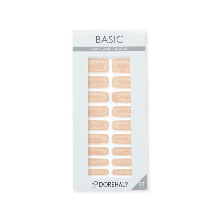 BASIC/ベビーピンク パッケージ
