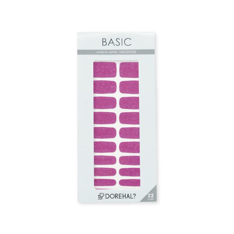 BASIC/ピンクパープル パッケージ
