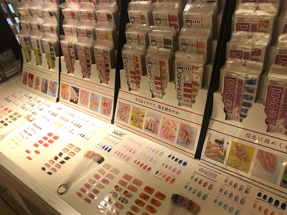 京成百貨店2_商品陳列
