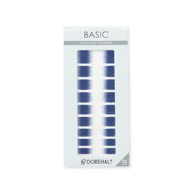 BASIC/ブルー×クリア パッケージ