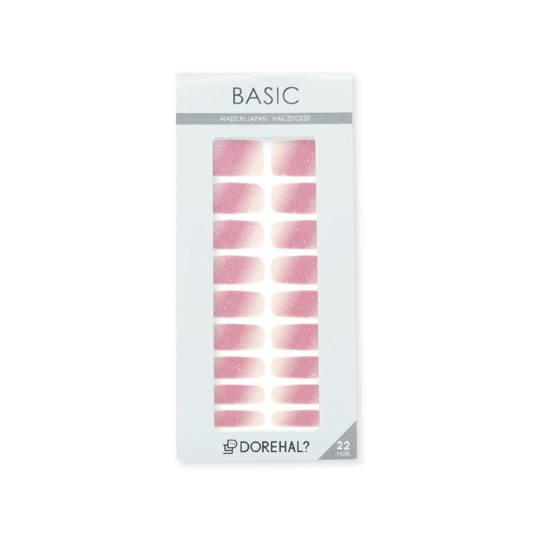 BASIC/コーラル×ピンク パッケージ