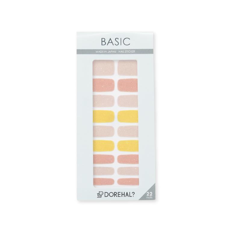 BASIC/ハニーコーラル パッケージ