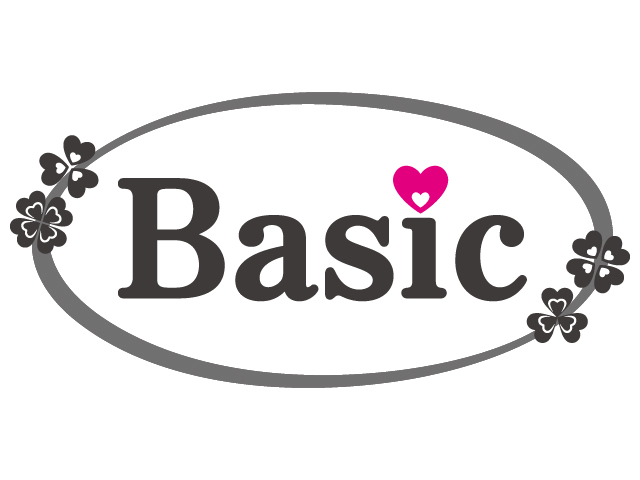 Basicブランドロゴ